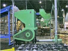 In-Plas industrial recycling Facilities