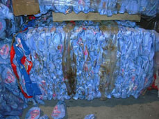 In-Plas Recycling Materials Bought